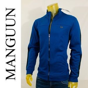 ManGuun by Lord & Taylor's Track Jacket